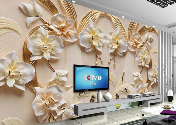Tranh dán tường 3D liệu có bền không